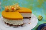 cheesecake cu nuci