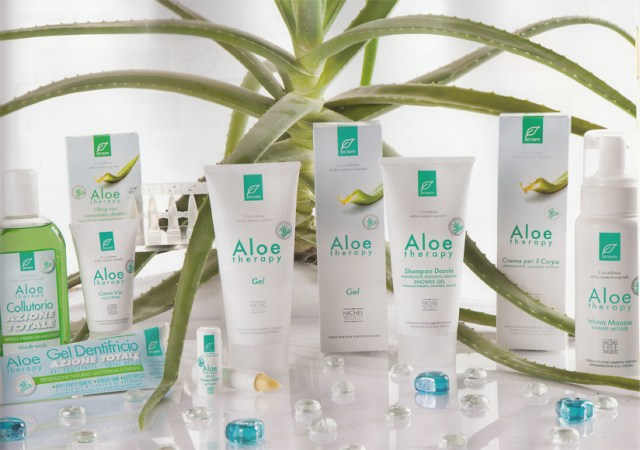 Baby Mousse Aloe Therapy