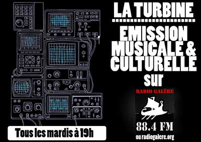 ERC-ARTIVISM at La Turbine – Marseille
