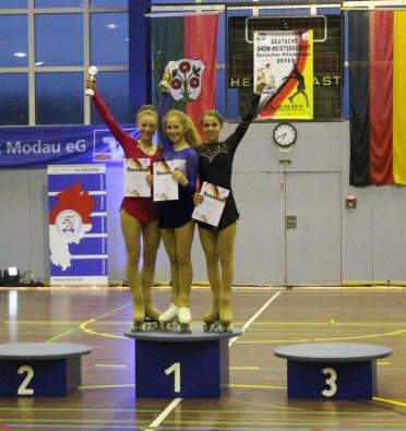 Sarah Pflichtpokal 2016