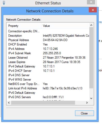 Sonicwall HP ProCurve VLan Bağlantıları | Ercan Ese