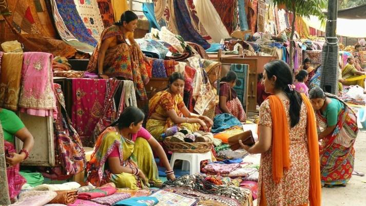 Lucknow Shopping Bazaar