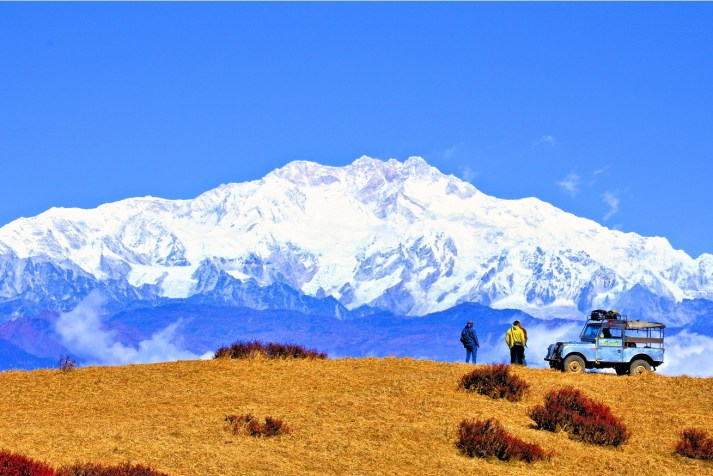 Dzongri Trek or Goecha La Trek