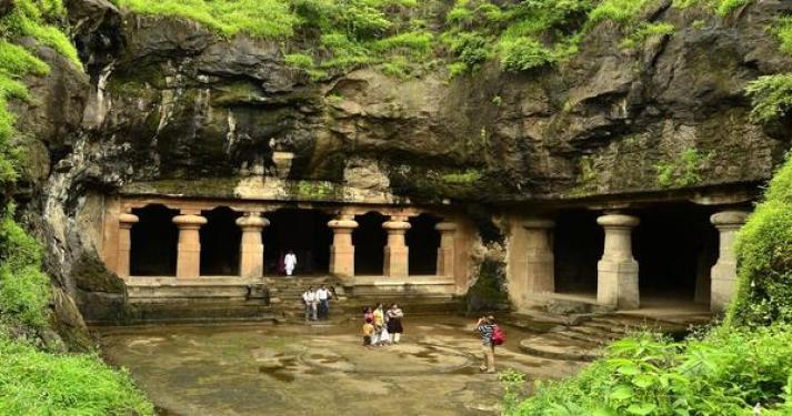 Eephanta cave Maharastra