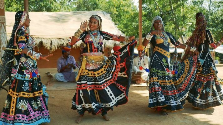 Folk Dances - Rajasthan Pushkar Fair