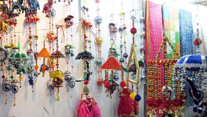 Rajasthani Handicrafts Exhibitions - Pushkar Fair