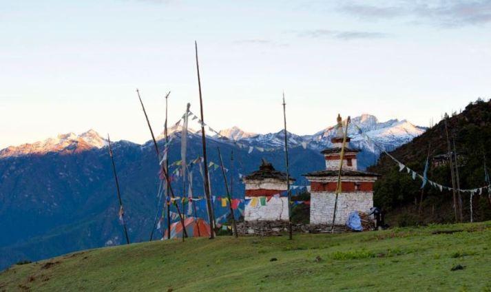 Bumdra Monastery Trek