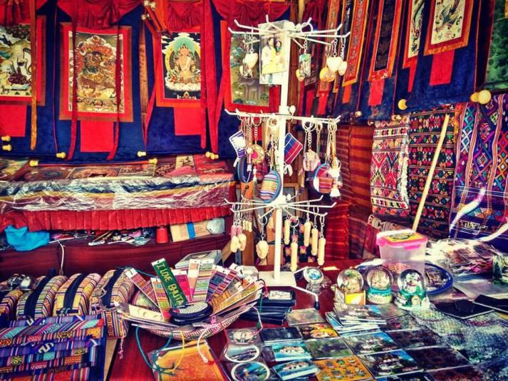 Handicrafts Market Thimphu