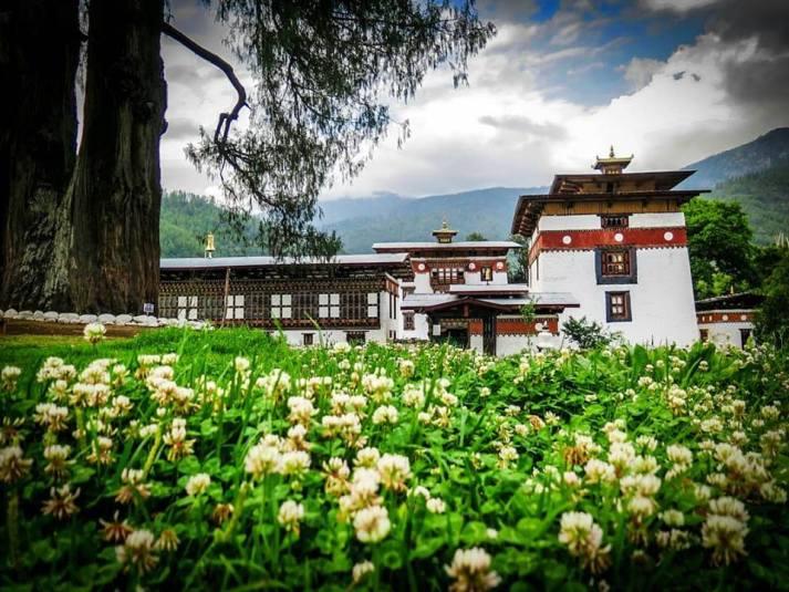 Pangri Zampa Monastery Thimphu