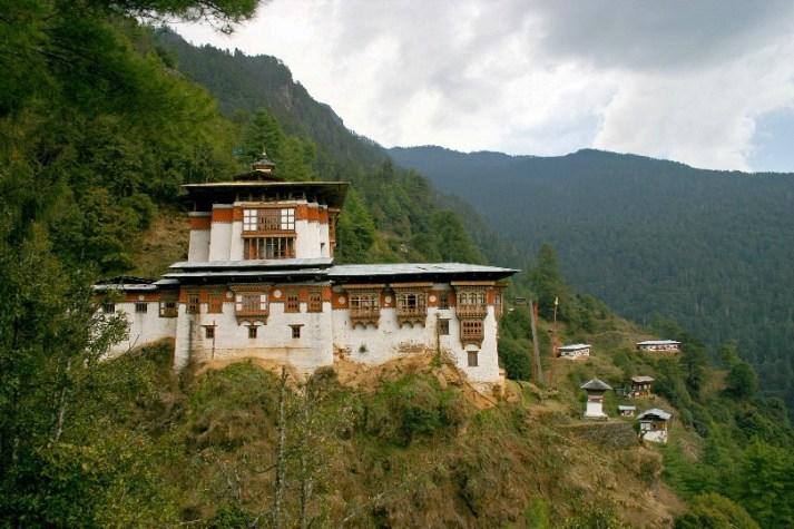 Tango Buddhist Institute Thimphu