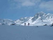 A Retyezát hegység Erdélyben
