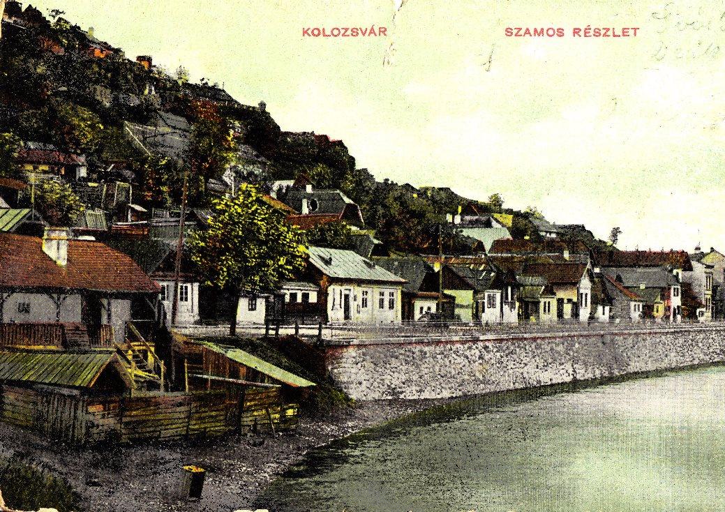 Az 1879-es árvíz Kolozsváron