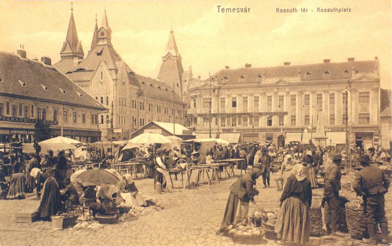 Telbisz Károly, az első magyar kultúrváros megalkotója - Temesvár