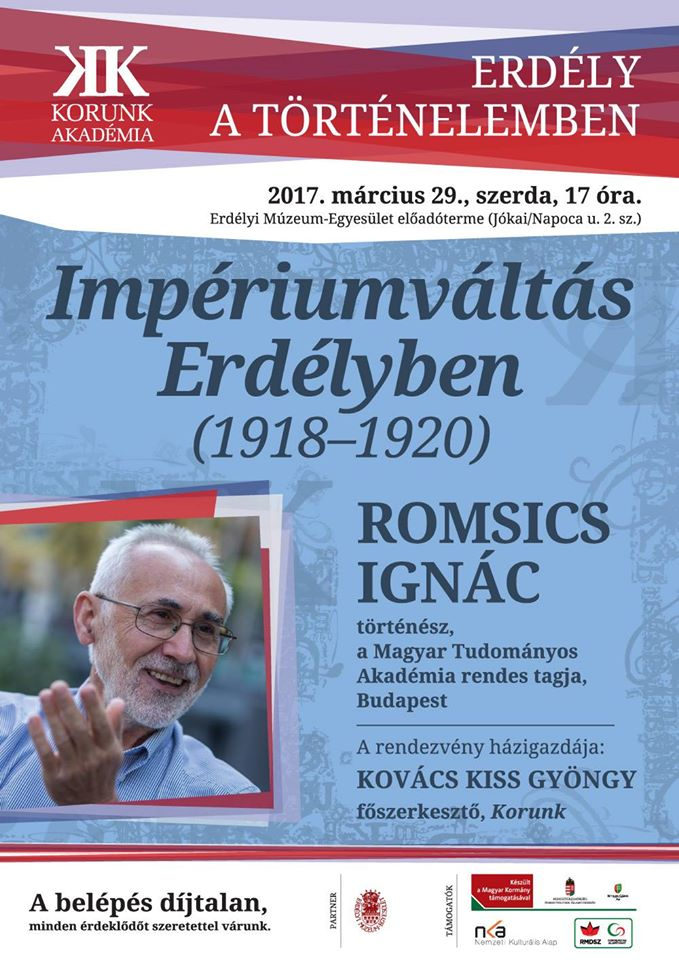 Korunk Akadémia: Impériumváltás Erdélyben (1918–1920)