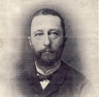 Cserni fiatal kori portréja