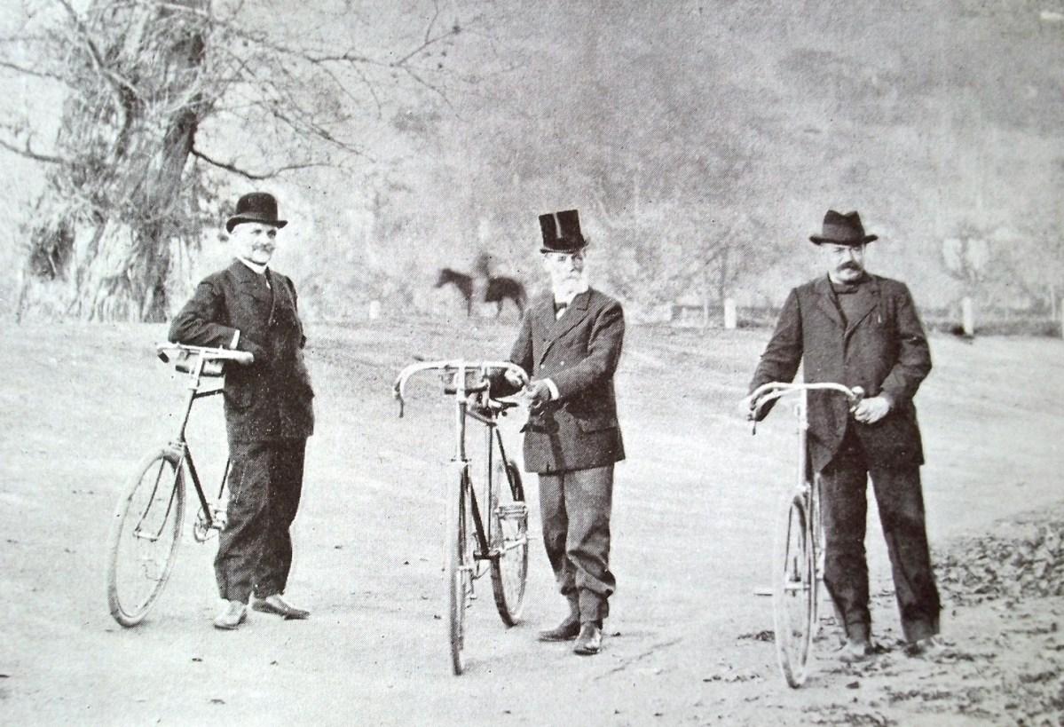 Profizmus a kerékpárban a 19. század végén