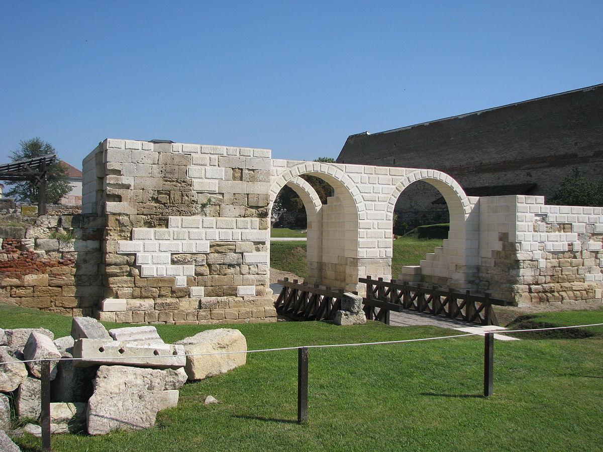Apulum, az ókori Gyulafehérvár digitális térképe