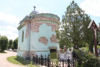 A Domány-kápolna napjainkban. (A szerző felvétele)