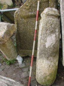 Falloszt ábrázoló kőemlék a római Gyulafehérvárról