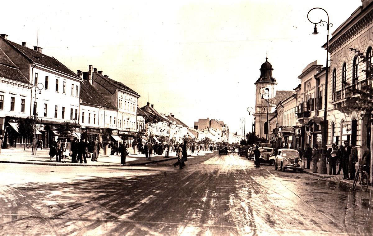 Kommunista diákmozgalmak Kolozsváron a harmincas évek elején