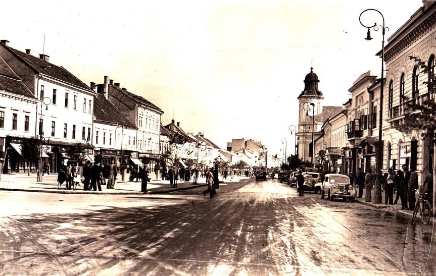 Kolozsvár 30-as évek
