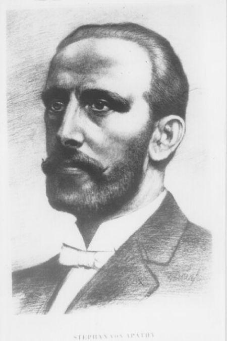 István_Apáthy_(1863-1922)_Hungarian_zoologist