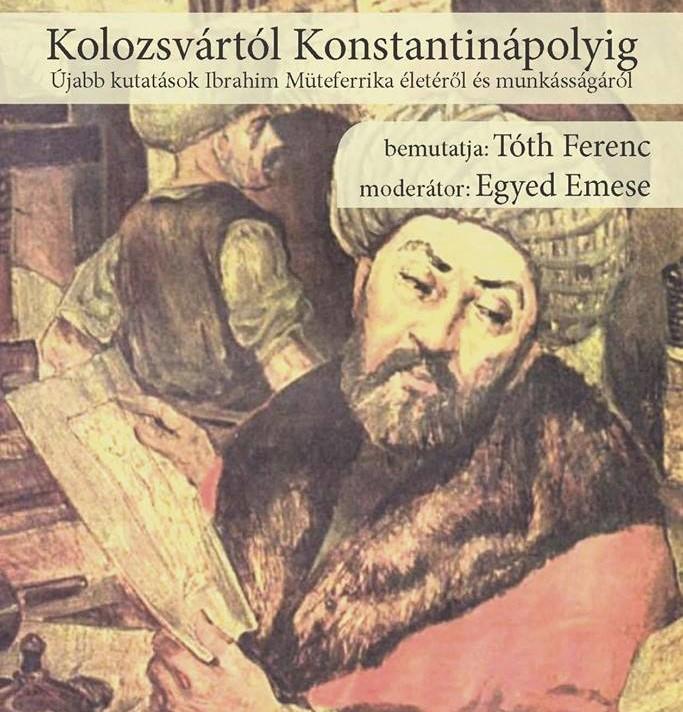 Kolozsvártól Konstantinápolyig