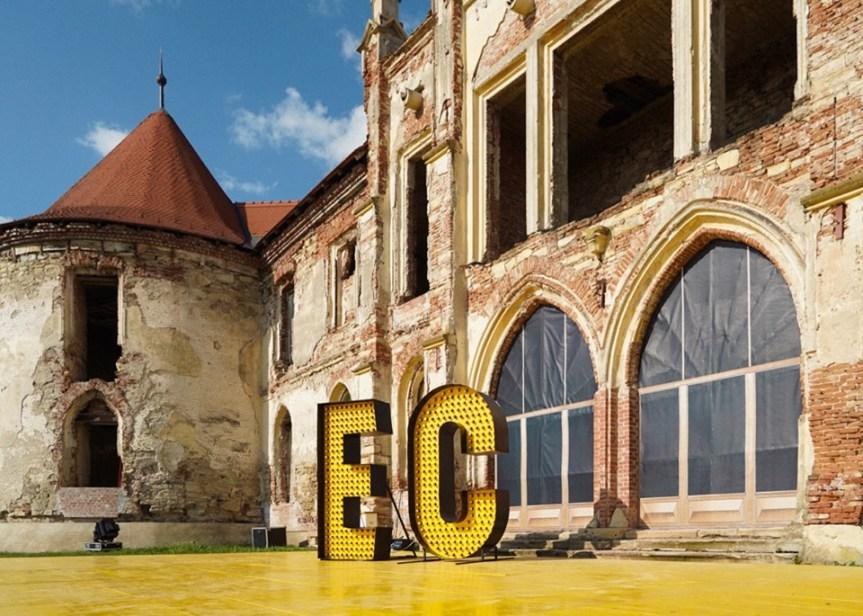 3. A legkeresetebb fotó helyszín az Electric Castle fesztivál alatt. Forrás Electric Castle