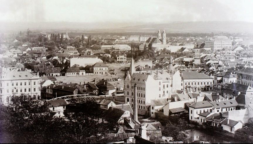 Kolozsvár látkép