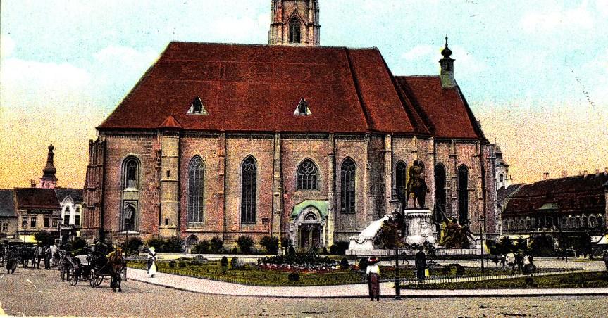 Egy kolozsvári vasárnap története a dualizmus korából