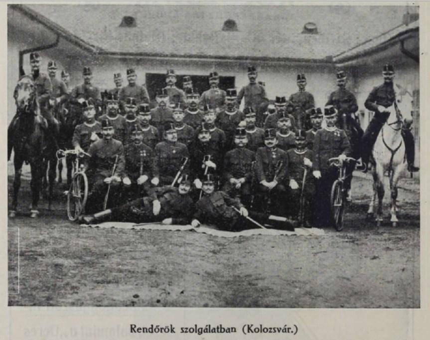 14. kvari rendorok szolgalatban