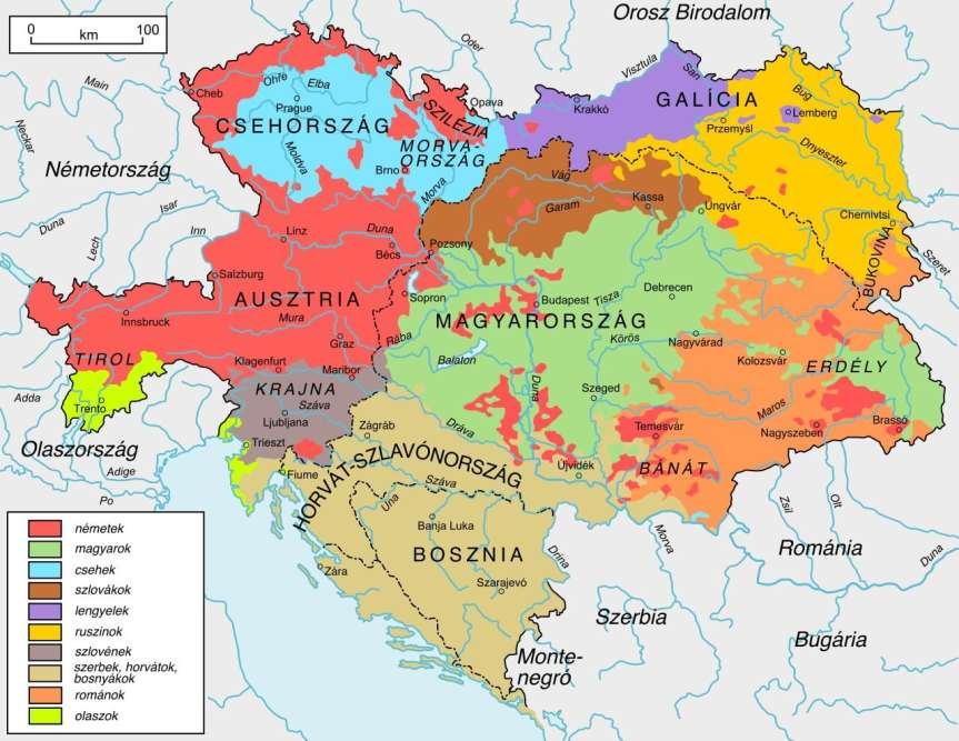 Ausztria-Magyarország_nemzetiségei