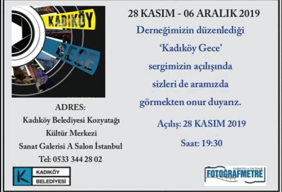 kadıköy gece fotograf sergisi