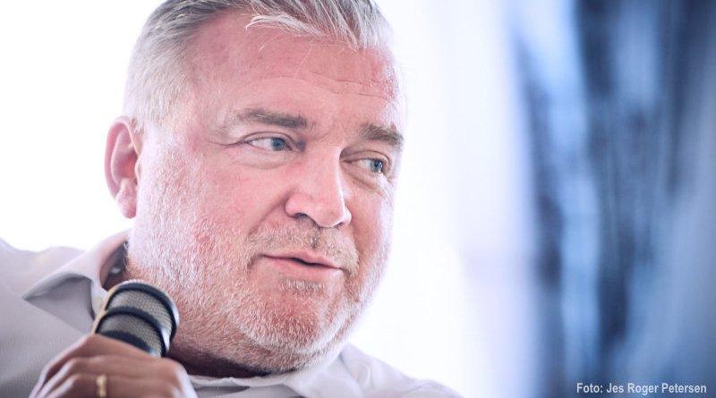 Lars Seier Christensen. Foto: Jes Roger Petersen