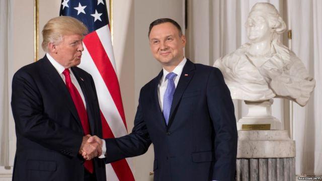 Из Варшавы о сотрудничестве между Польшей и США