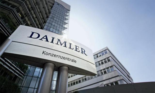 Daimler обязывают отозвать почти 800 тысяч автомобилей в Европе из-за «дизельного скандала»