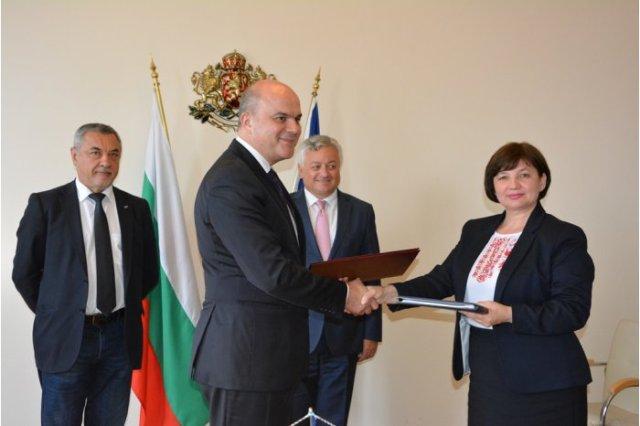 Граждане Молдовы смогут официально работать в Болгарии