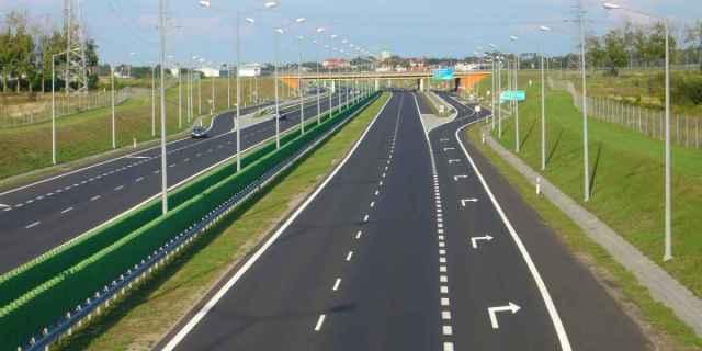 Продолжается мощная поддержка Европейским Союзом строительства дороги S5 в Польше