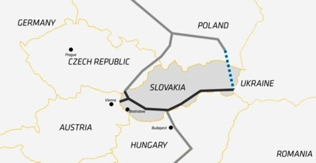 Словацко-польский газопровод приведет к коренным изменениям в регионе