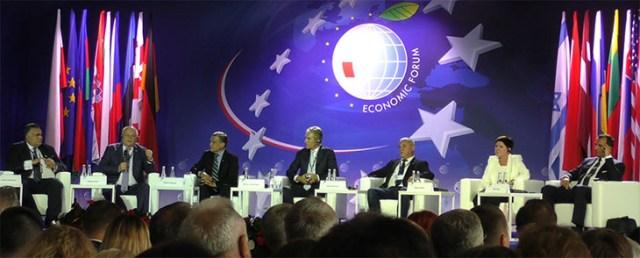 Некоторые итоги Экономического форума в Крыница-Здруй