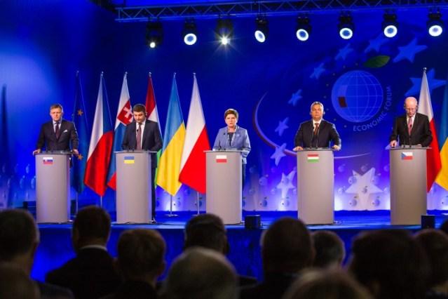 """В Крыница-Здруй (Польша) стартовал Экономический форум – """"Восточно-Европейский Давос"""""""