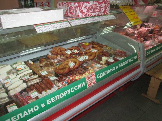 Белстат: Белорусы стали меньше покупать мяса и рыбы, и больше алкоголя