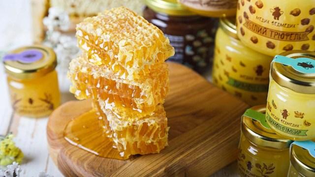 Украина исчерпала квоты на экспорт мёда
