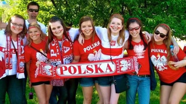 Иностранные студенты едут в Польшу