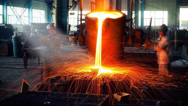 Украина поднялась на 11 место в рейтинге производителей стали