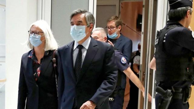 Бывший премьер Франции осуждён на 5 лет