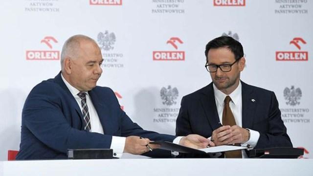 PKN Orlen покупает Lotos