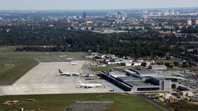 Аэропорт в Познани на грани банкротства