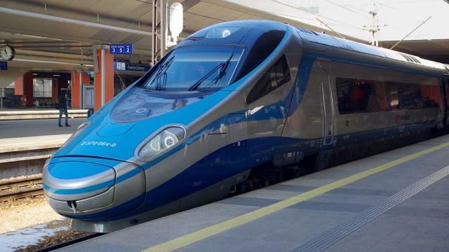 Новые поезда между Варшавой и Литвой