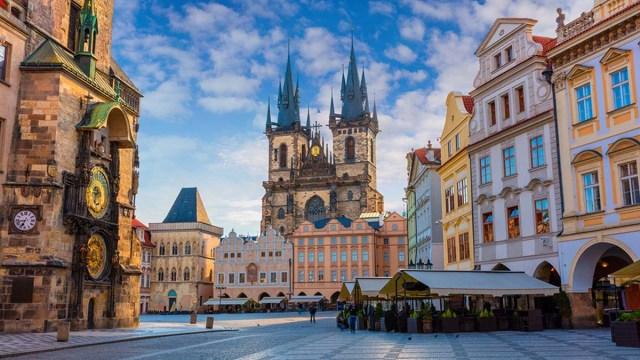 В Чехии введён комендантский час